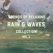 Sounds of Relaxing Rain and Waves Collection, Vol. 1