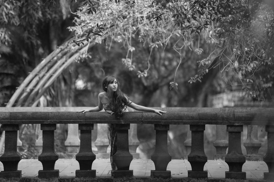 Dyah Febrian by Enche Tjin - People Portraits of Women