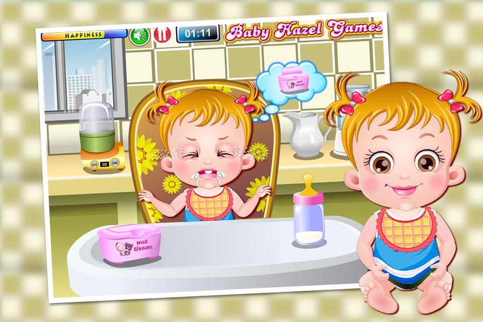 Baby Hazel Funtime  - OLD- screenshot