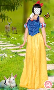 Princess Photo Montage Maker - náhled