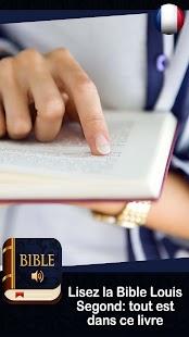 Bible Audio Français - náhled