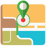 Mapath location path tracker Icon