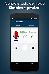 Audio recorder screenshot 7