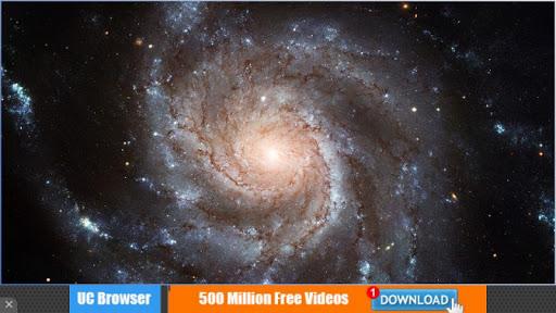 银河科幻壁纸
