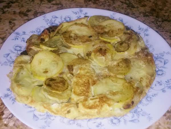 Argentinian Tortillas De Zapallitos Recipe