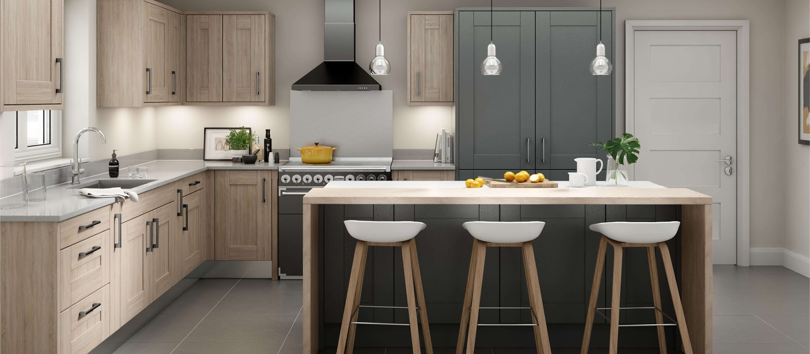 Welford Kitchen Installations & Designs | Heart Kitchens