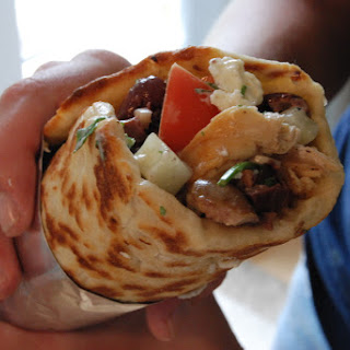 Chicken Gyro.