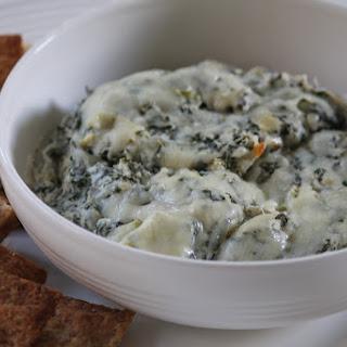 Hot Spinach Artichoke Dip
