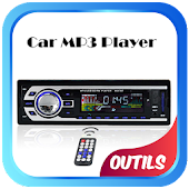 Remote Control Car Mp3 Player
