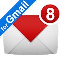Unread Badge (for Gmail) icon