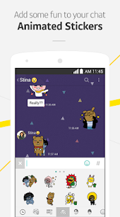 KakaoTalk: Free Calls & Text Screenshot 4
