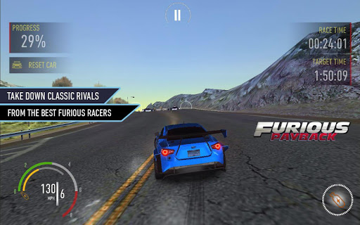 Furious Payback Racing 3.9 screenshots 8