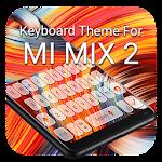 Mi Mix 2 Keyboard Theme Icon