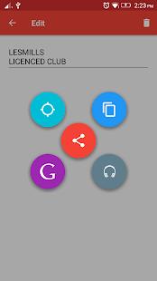 Teximage (OCR Text Scanner) screenshot