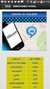 Easy taxi Pampa screenshot 5