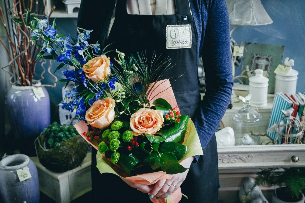 Цветочная мастерская Фрейя в Уфе