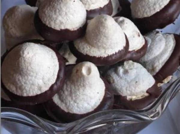Chocolate Covered Snow Peaks Recipe