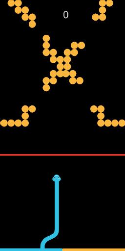 Color VS Snake - Endless Color Snake Game screenshot 2