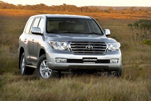 Wallpapers Toyota Land Cruiser