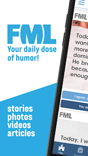 FML Official- screenshot thumbnail