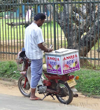 Photo: Anjoja Ice Door To Door Flowers Spices & Fruits At Bawa's Place Matale Sri Lanka by Lou Wilson http://www.youtube.com/watch?v=nvgc_SYJgeY&list=UUOWXy3pH6EQJsCMU4_wseBA&index=4&feature=plcp