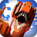 Jurassic Pixel Craft: dino age