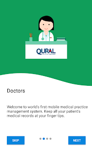 Mobile Healthcare Solution - Qural - náhled