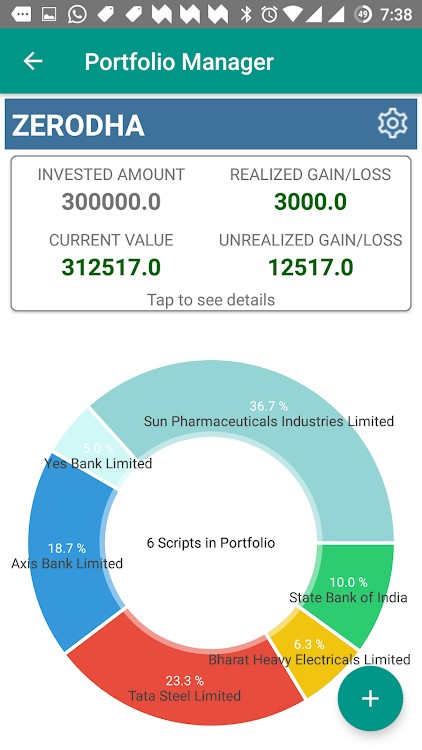 Eazy Equity Indian Share Market – (Android Apps) — AppAgg