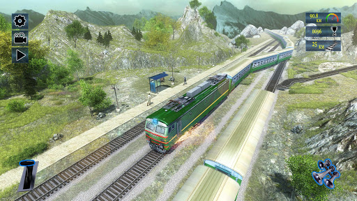Train Racing Simulator Pro for PC