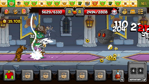 Let's Journey (idle clicker rpg) screenshots apkspray 4