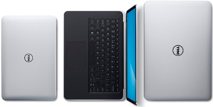 Photo: Dell XPS 13, XPS 14 and XPS 15 laptops. More details here: http://dell.to/Oj6LIW