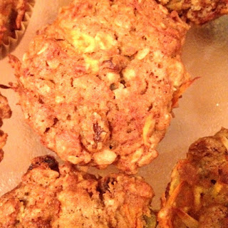 Rise and Shine Wheat-Free Morning Glory Muffins