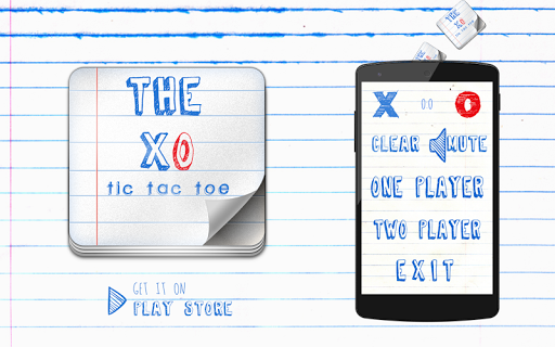 The XO: Tic Tac Toe