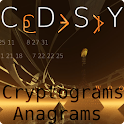 Code Spy Trial Crypto-Anagrams icon