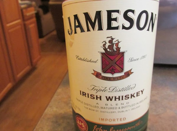 Add Irish Whiskey.