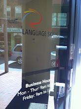 Photo: Language Skills English Center in Boston, MA proudly displaying their BBB Accreditation