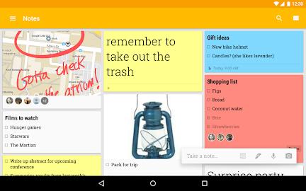 Google Keep Screenshot 21