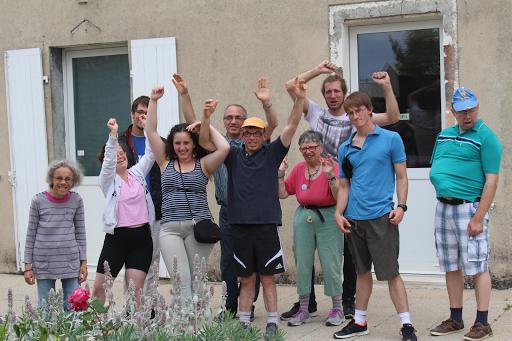 L'Arche Les Sapins, en Charente