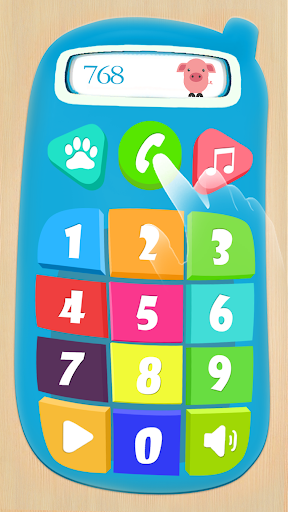 Baby Phone for Kids. Learning Numbers for Toddlers screenshot 5