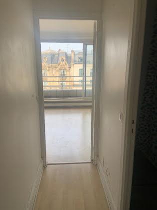 Location studio 27,45 m2