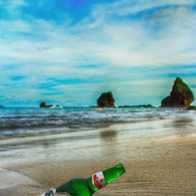Bir Bintang by Einto R - Food & Drink Alcohol & Drinks