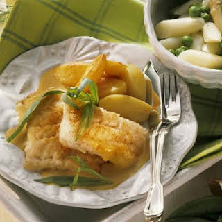 Baked Cod.