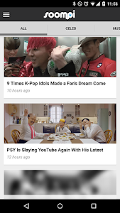 Soompi Kpop News/Kdrama News screenshot 0