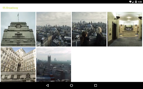 Hidden London Postcards- screenshot thumbnail
