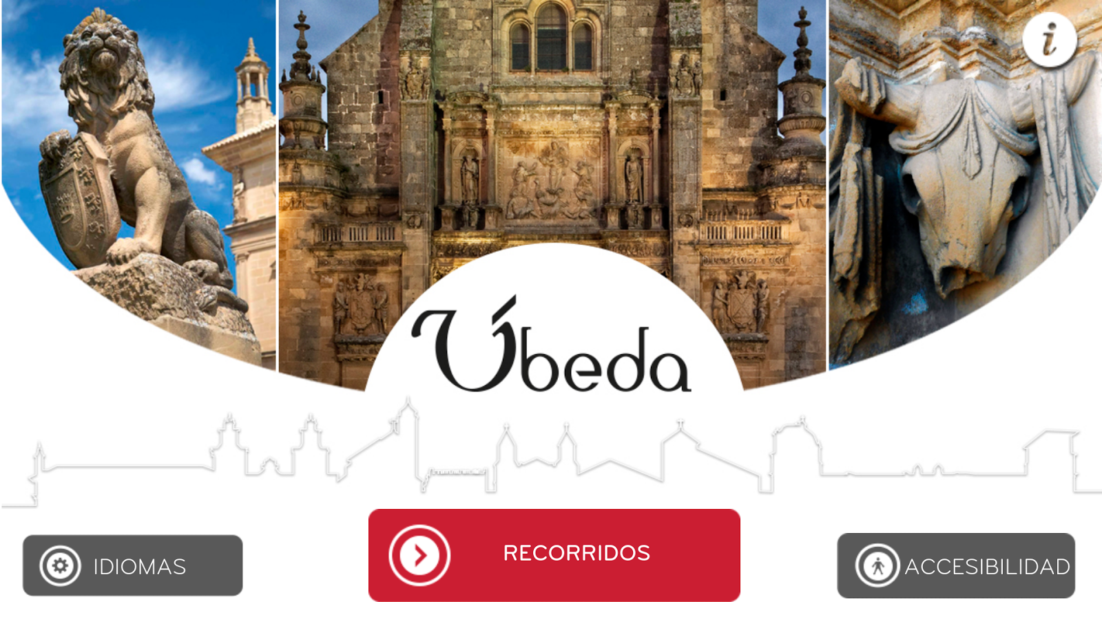 Úbeda- screenshot
