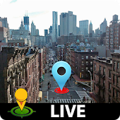 Street Live View - Route Finder & Location