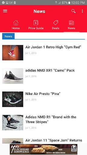 免費下載運動APP|Sneaker Info app開箱文|APP開箱王