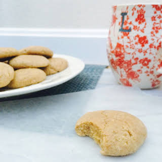 Low Carb Snickerdoodle Protein Cookies.