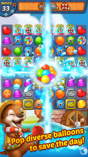 Water Splash - Cool Match 3 1.5.5 screenshots 7