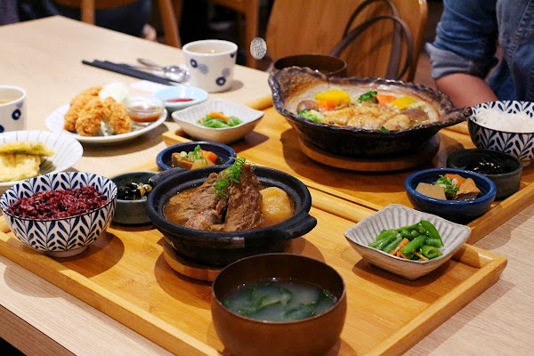 GOHAN 御飯食事所- 東區平價日式定食 大份量燉牛肉&雞腿